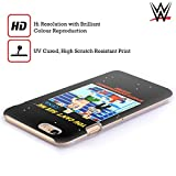 Head Case Designs Officiel WWE John Cena 8-Bit Retro 2017/18 Superstars Étui Coque D'Arrière Rigide pour Apple iPhone 7 Plus/iPhone 8 Plus