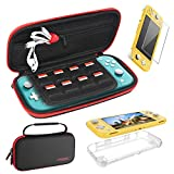 Kit di accessori 3IN1 per Nintendo Switch Lite vendutoda FASTSNAIL Nota reche Adattasolo per Nintendo Switch Lite, non per Nintendo Switch.