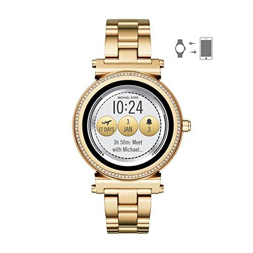 Michael Kors Women's Smartwatch Sofie MKT5021