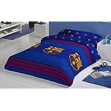 Funda Nórdica FC BARCELONA futafn061 cama 105 (F. Nórdica + F. Almohada)