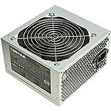 UNYKAch ATX 500 500W Gris unidad de - Fuente de alimentación (500 W, 50 - 60, 92,4 W, 264 W, 140 W, 6 W)