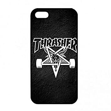 Coque Pour Apple Coque Iphone SE/5/5S Coque Thrasher Vintage Logo ...