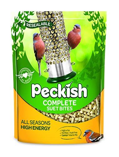 Peckish complète Toutes Les Saisons pour Embouts de suif pour Oiseaux Sauvages 500 g de friandises énergétiques 500 g