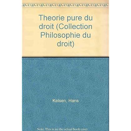 Theorie pure du droit