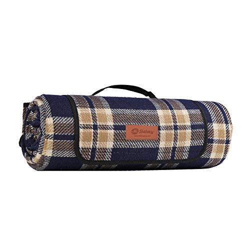 Sekey 31120017 Manta picnic impermeable asa portátil
