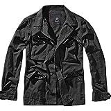Brandit BDU Ripstop Jacket, schwarz, L