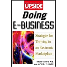 Doing E-Business: Strategies for Thriving in an Electronic Marketplace (Upside)