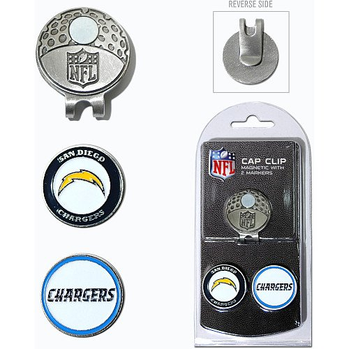 san-diego-chargers-nfl-hat-clip-w-two-double-sided-ball-marker