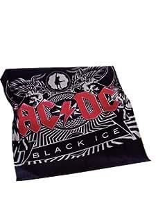 "Global Labels G 63 900 AC1 150 AC / DC Polarfleecedecke ""Black Ice"" Polyester, 150 x 200 cm"