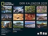 Landschaftskalender 2019 - National Geographic