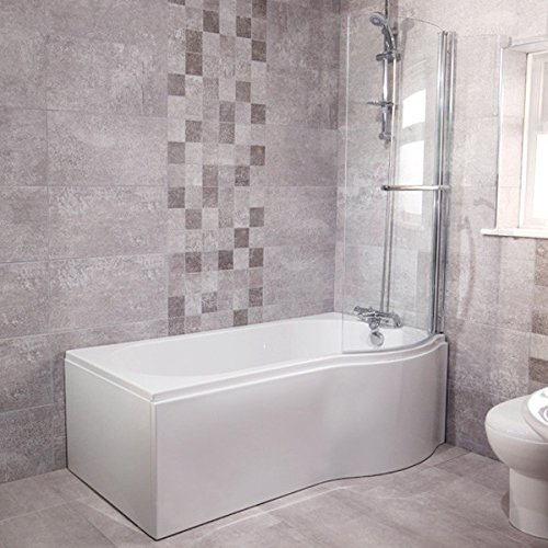 shower-bath-tub-p-shape-acrylic-white-1700-right-hand-bathtub-includes-front-panel-with-shower-scree