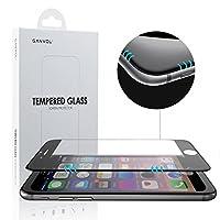 Ganvol 3D Touch Compatible Pellicola Protettiva COMPLETA in Vetro Temperato Ultraresistente per Apple iPhone 6 / 6S, Nero  Protezione completa La protezione dello schermo di vetro prot...