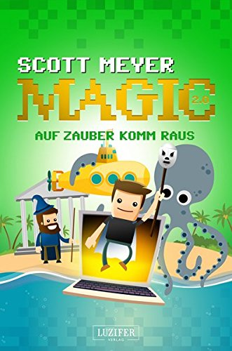 Auf Zauber komm raus: Fantasy, Science Fiction (Magic 2.0, Band 2)