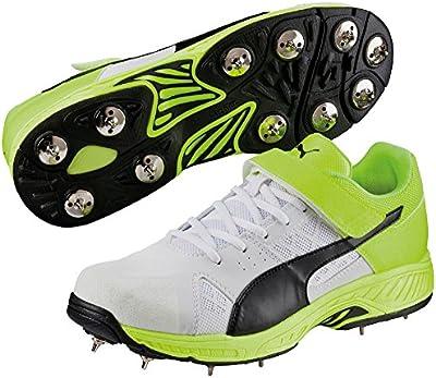 Puma evoSPEED zapatos de bolos para hombre de críquet extraíble picos cordones zapatillas de running