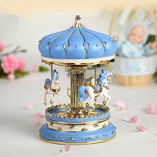 GDS Musica cassetta nastro lampada giostra carillon