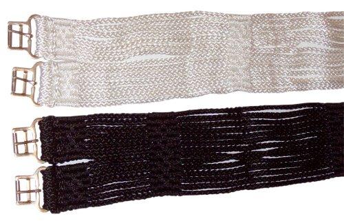 Amesbichler AMKA Sattelschnurengurt aus Nylon Sattelgurt für Pferde Schnurengurt | Sattelgurt Schnur
