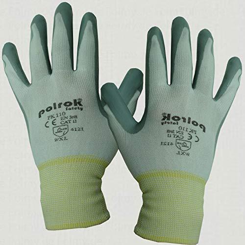 240 Paar Mechanikerhandschuhe (Größe M, grau-weiß). Montagehandschuhe. Sicherheitshandschuhe. Gartenhandschuhe. Arbeitshandschuhe. Handschuhe. Strickhandschuhe.