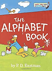 The Alphabet Book (Bright & Early Books(R)) by P.D. Eastman (2015-07-14)