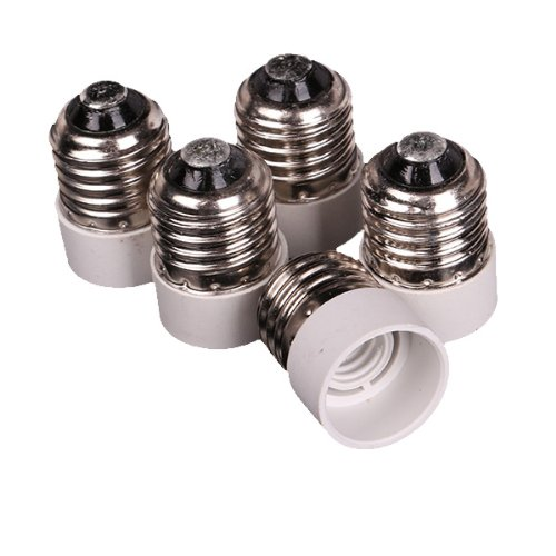bqlzr-new-5pcs-e27-to-e14-base-screw-led-light-lamp-bulb-holder-adapter-converter