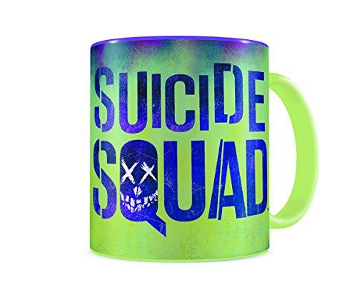 SD toys - Mug Suicide Squad - Logo Vert - 8436546898979