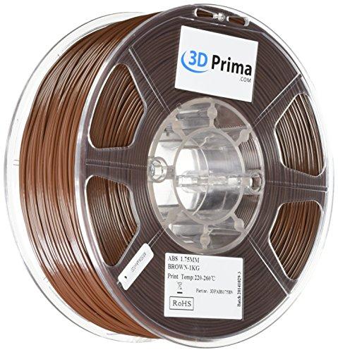 PrimaABS™ Filamento para impresora 3D - ABS - 1.75mm - 1 kg bobina -