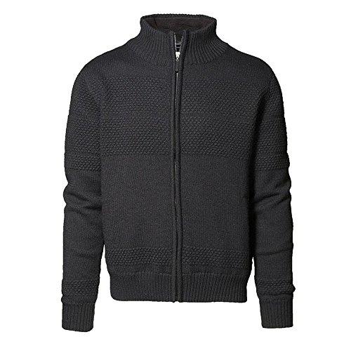 ID Herren Windbreaker-Jacke mit durchgehendem Reißverschluss, reguläre Passform
