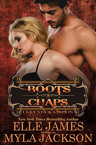 Boots & Chaps (Ugly Stick Saloon Book 1) (English Edition) Chap-boot