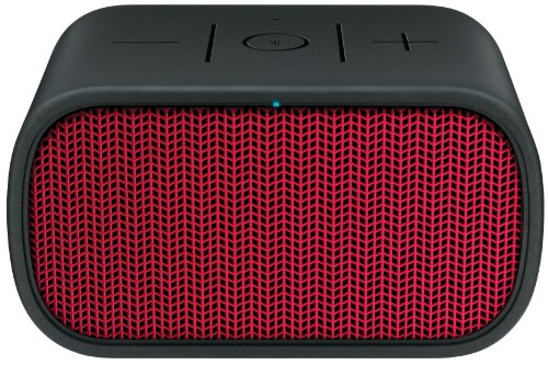 Logitech UE Mobile Boombox Bluetooth Speaker (Red)  available at amazon for Rs.18099