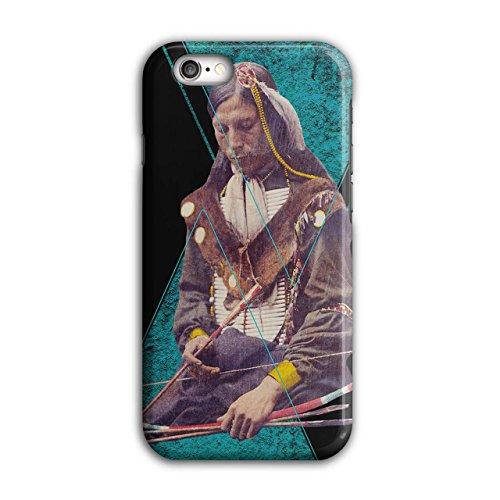 indisch Jäger Mode Stamm Kultur iPhone 6 / 6S Hülle | (Größe Stammes Prinzessin Plus Kostüm)