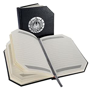 Battlestar Galactica: Lined Notebook