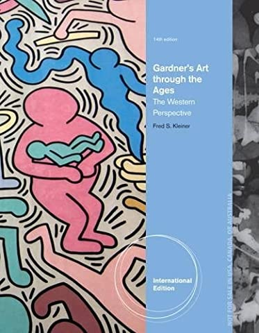Gardner's Art through the Ages: The Western Perspective, International Edition (with Arts CourseMate with eBook Printed Access Card)