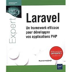 Laravel - Un framework efficace pour développer vos applications PHP
