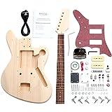 stellah kit guitare 233 lectrique sans t 234 te 224 monter soi m 234 me fr instruments de musique