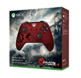 Xbox Wireless Controller - Gears of War 4 Crimson Omen