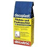 decoplast Flächen- und Fliesenspachtel innen und außen 5kg