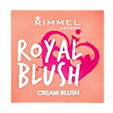 Rimmel London Royal blush Shade number 001, 3.5 g
