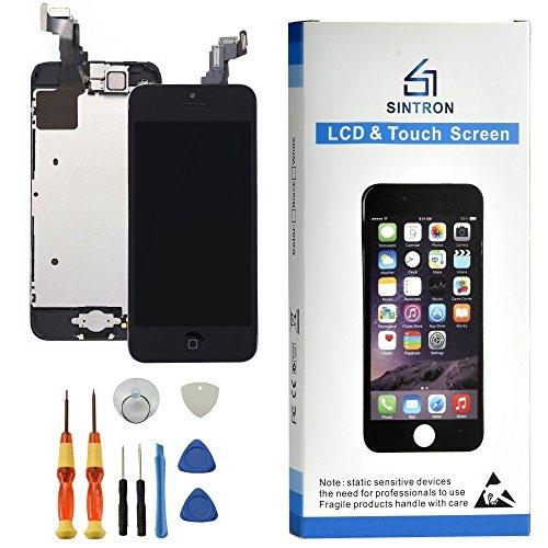 Ersatz-bildschirm-tools 5c Iphone (Sintron iPhone 5C LCD Bildschirm Ersatz - iPhone 5C 4