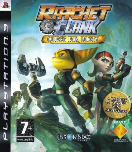 Preisvergleich Produktbild [UK-Import]Ratchet & and Clank Quest For Booty Game PS3