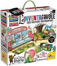 Liscianigiochi Montessori L'Inventafavole del Mondo Fantastico, 7