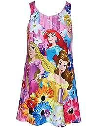 Disney Mädchen Kleid Pink rose Einheitsgröße