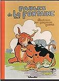 Les fables de La Fontaine, tome 4 - Illustrées par Benjamin Rabier 102097