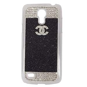 Luxury Handmade Bling Diamond Glitter Rhinestone Hard Back Women Case Cover For SAMSUNG GALAXY S4 MINI I9190 With Free OTG Cable
