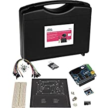 MAKERFACTORY Electronic Education Set Basic Incl. opbergkoffer, Incl. breadboard, Incl. sensoren, Incl. Noobs OS