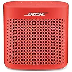 Enceinte Bluetooth Bose SoundLink Color II - Rouge