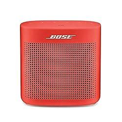 Bose SoundLink Color Bluetooth speaker II - Rot