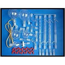 Laboratorio de Química Orgánica Cristalería Kit (Lab cristalería Kit)