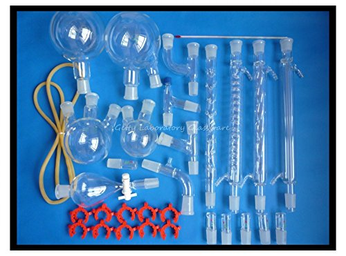 Organische Chemie Labor Glaswaren Kit (Lab Glaswaren Kit)