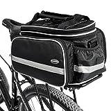 Tancendes Bike Rear Bag Lengthened Shoulder Strap waterproof - Best Reviews Guide