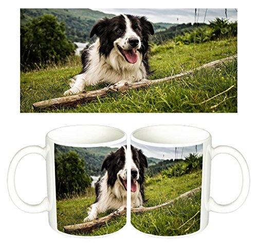 Border Collie A Tasse Mug