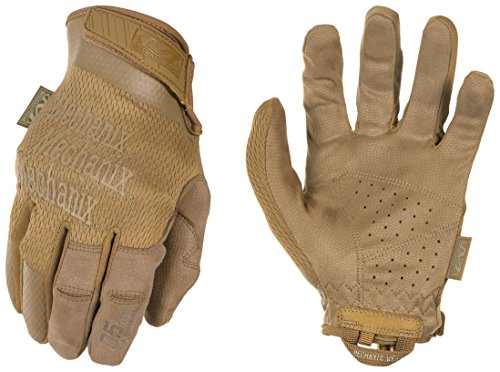 Mechanix Wear MSD-72-009 Guanti da Tiro Sportivo Specialty 0.5 mm, Coyote, Medium